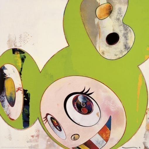 Takashi Murakami-And Then (Kappa)-2006