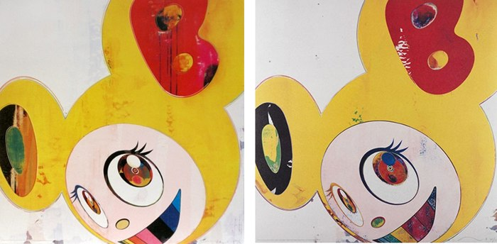 Takashi Murakami-And then (Yellow Jelly, Lemon Pepper)-2008