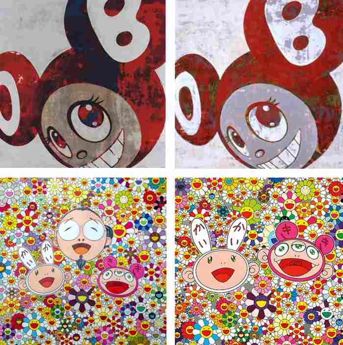 Takashi Murakami-And then, and then and then, And then, and then and then, Kaikai Kiki and Me, Kaikai and Kiki-Lots of fun-2009