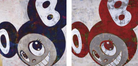 Takashi Murakami-And then, and then and then and then and then-1996