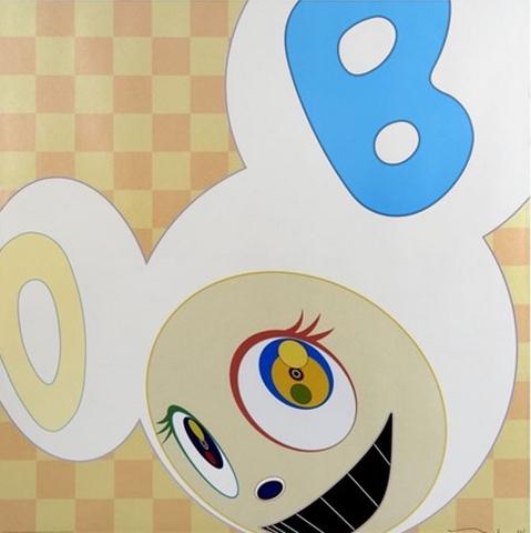 Takashi Murakami-And Then Ichimatsu Pattern-2006