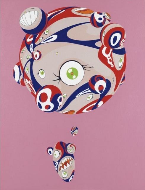 Takashi Murakami-Anthology (Light Purple)-1998