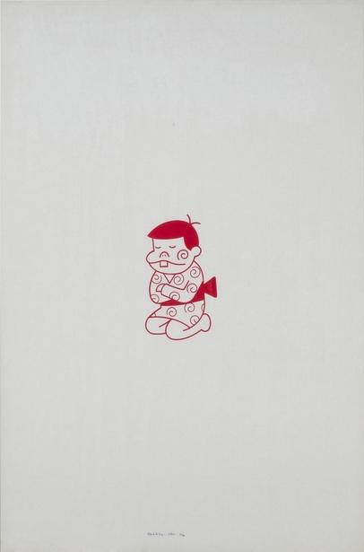 Takashi Murakami-Bakabon-1992