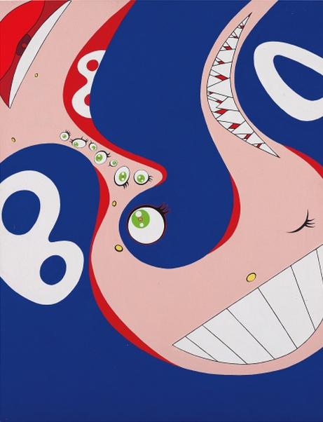 Takashi Murakami-Born to Kill M.Matsubara-1997
