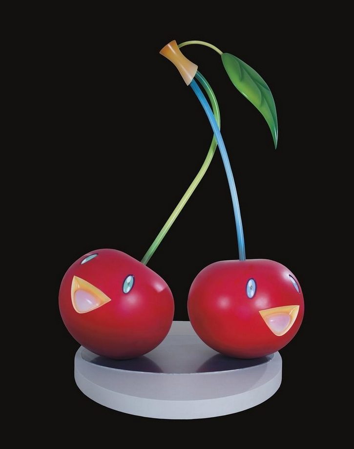 Takashi Murakami-Cherries-2005