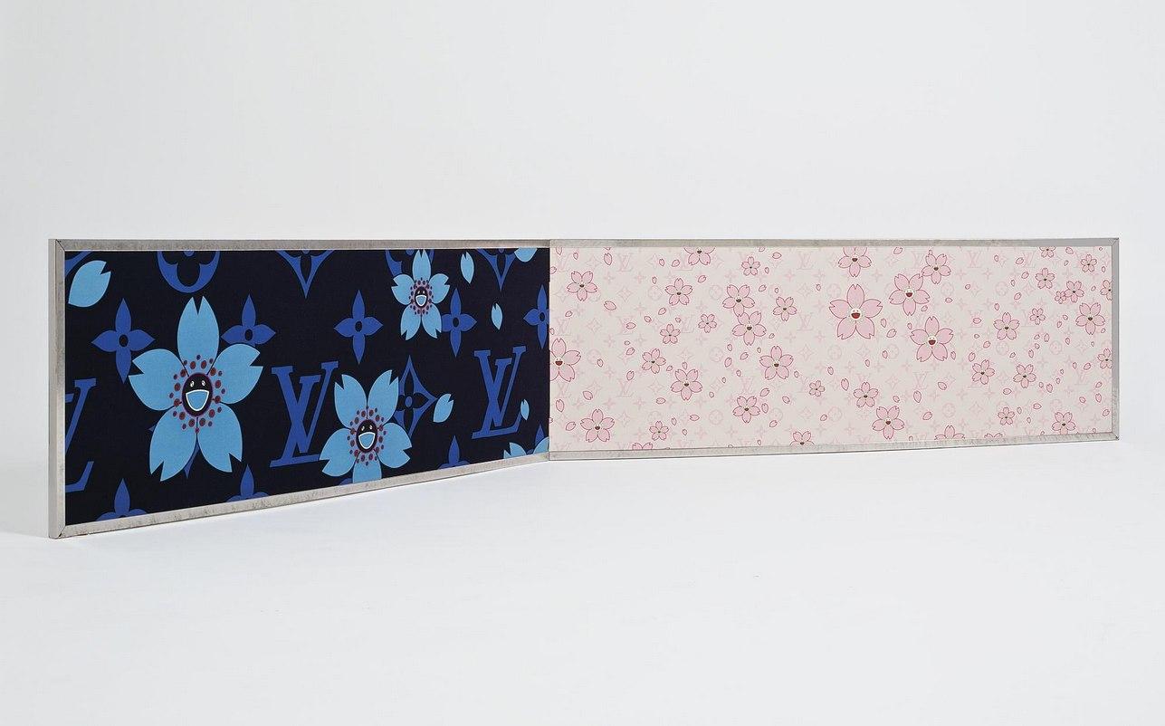 Takashi Murakami-Cherry Blossoms Blooming-2003
