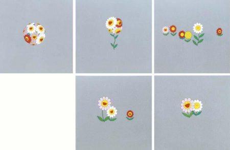 Takashi Murakami-Cosmos-1996