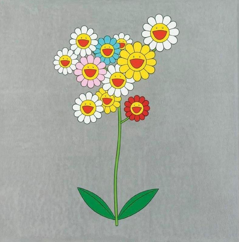 Takashi Murakami-Cosmos-1998