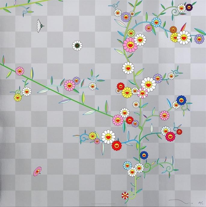 Takashi Murakami-Cosmos-2010