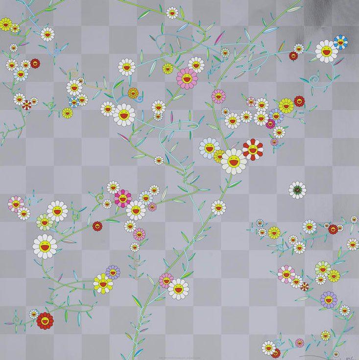 Takashi Murakami-Cube-2010