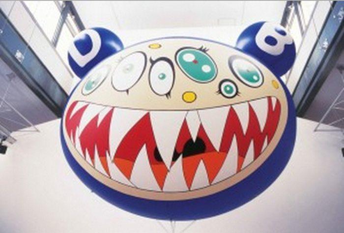 Takashi Murakami-DOB's March-1994