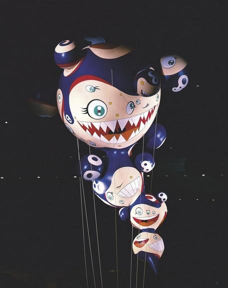 Takashi Murakami-Dragon DOB-1998