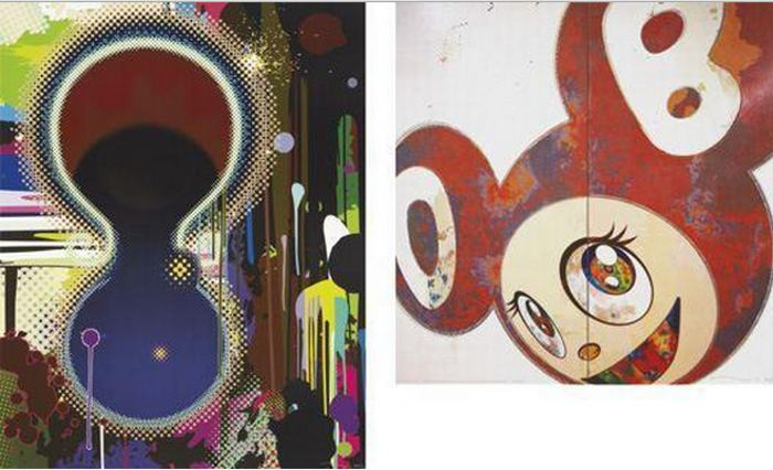 Takashi Murakami-Dumb compass, And then, And then, And then...-2009