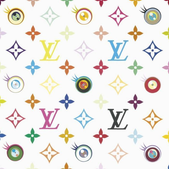 Takashi Murakami-Eye Love Monogram-2003