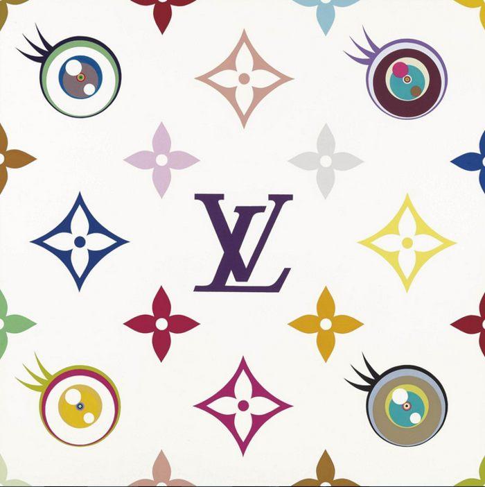 Takashi Murakami-Eye Love SUPERFLAT-2003