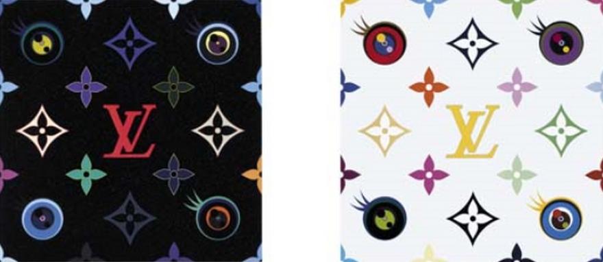 Takashi Murakami-Eye Love Superflat-2004