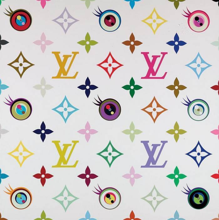 Takashi Murakami-Eye Love SUPERFLAT-2003