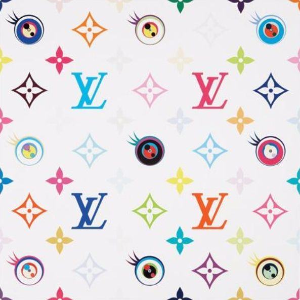 Takashi Murakami-Eye Love Superflat-2006