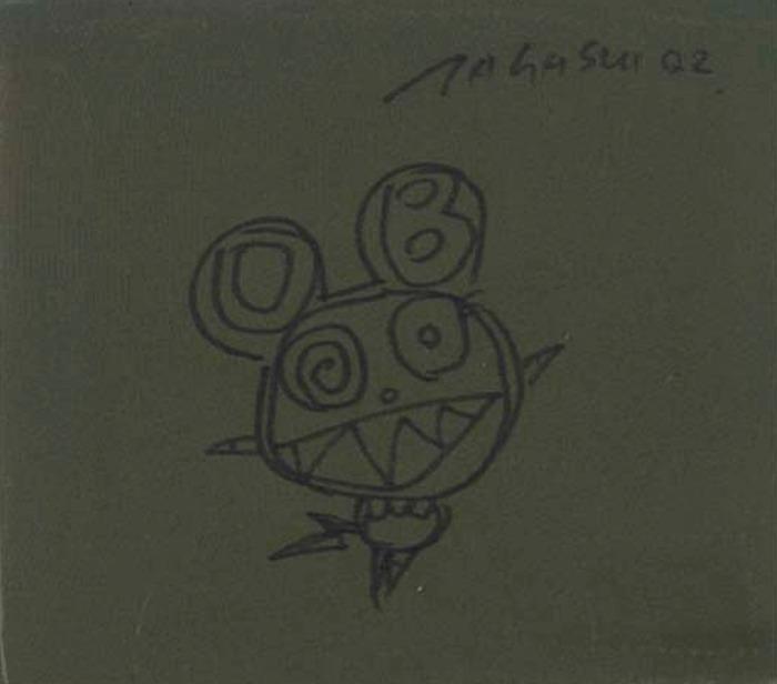Takashi Murakami-Figure-2002