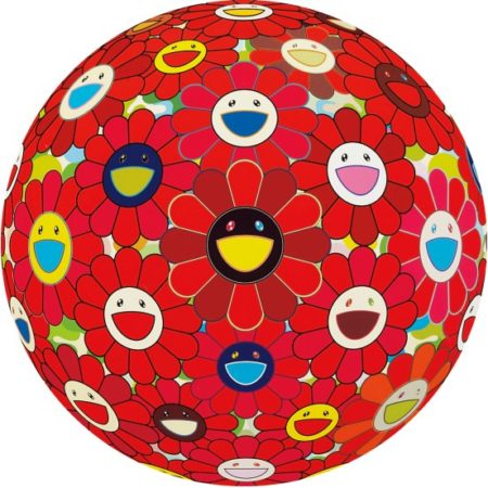 Takashi Murakami-Flower Ball-2012