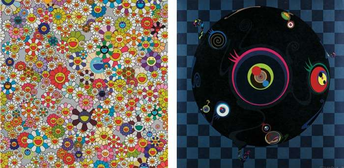 Takashi Murakami-Flower, Blackbeard-2003
