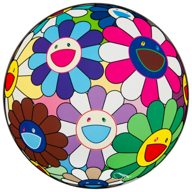 Takashi Murakami-Flower Dumpling-2013