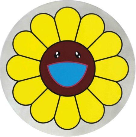 Takashi Murakami-Flower of Joy (Banana Sundae)-2007