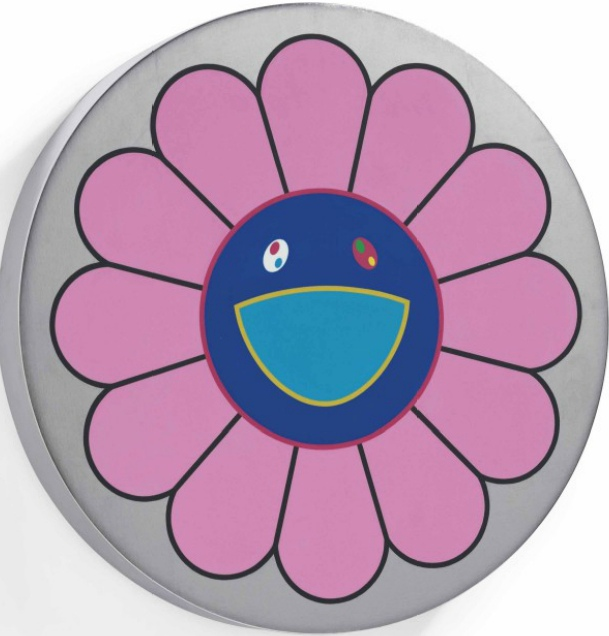 Takashi Murakami-Flower of Joy (Mixed Berries)-2007