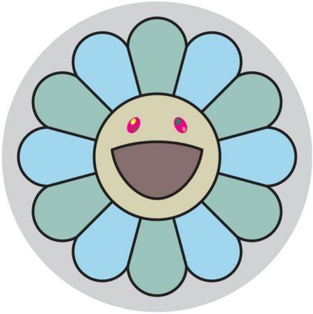 Takashi Murakami-Flower of Joy (Underwater Adventure)-2007
