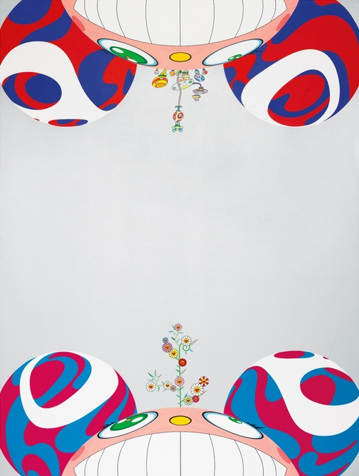 Takashi Murakami-Flowers Have Bloomed-2000