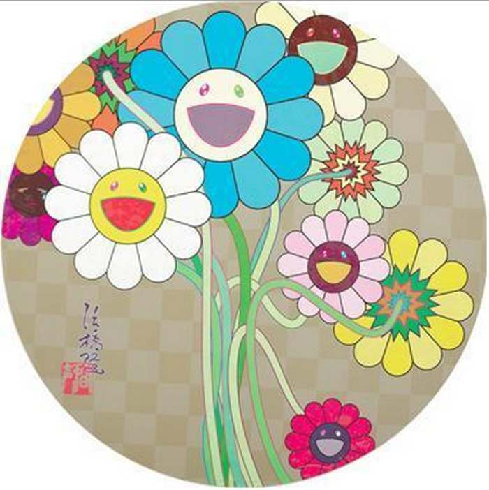 Takashi Murakami-Flowers for Algernon-2010