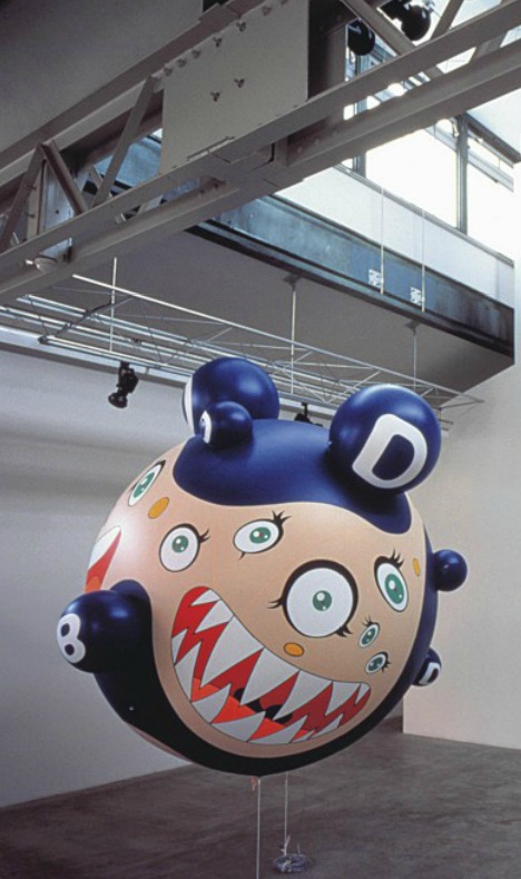 Takashi Murakami-Forest of DOB-1995