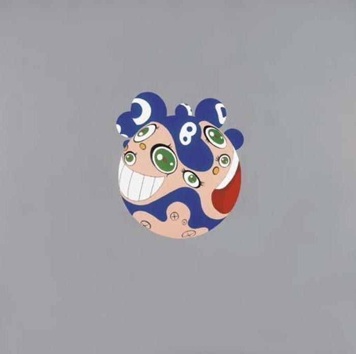 Takashi Murakami-Forest of DOB-1995