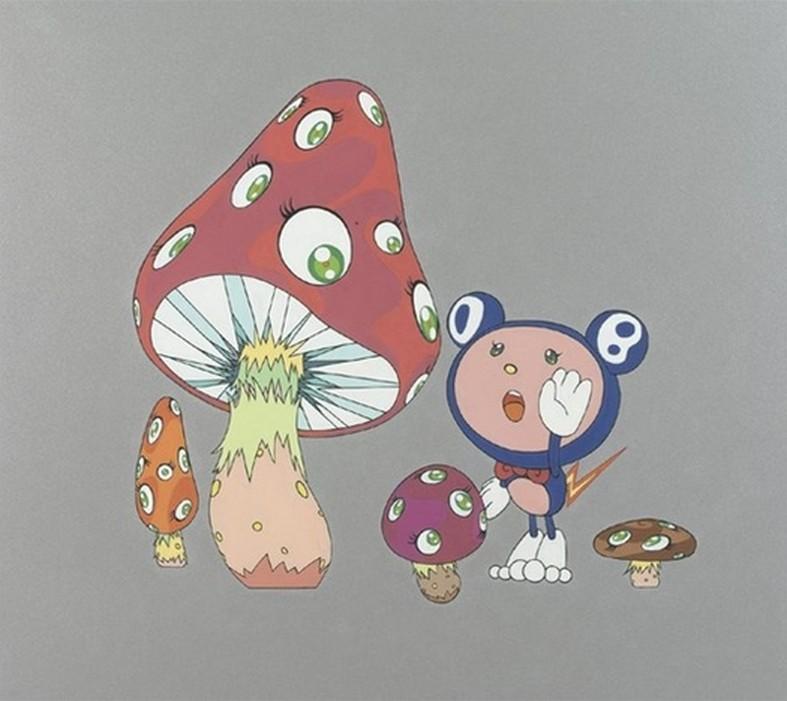 Takashi Murakami-Hoyoyo-1998