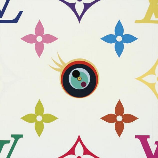 Takashi Murakami-I Love Monogram-2003
