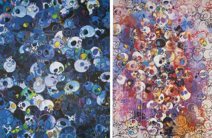 Takashi Murakami-I ve Left my Love Far Behind, Their Smell, Every Momento, MCBST 1959 - 2011-2011