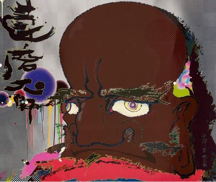 Takashi Murakami-Initiate The Speed Of Cerebral Synapse at Free Will-2008