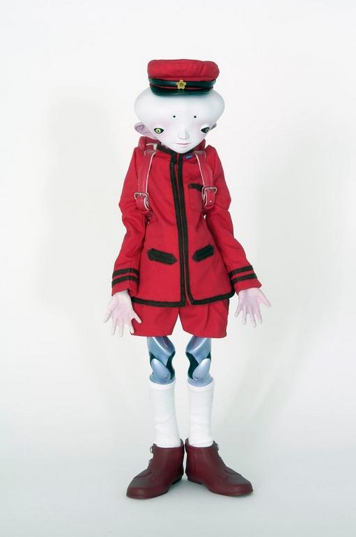 Takashi Murakami-Inochi Doll: David-2009