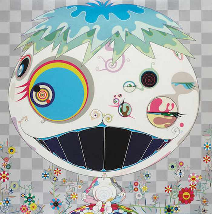Takashi Murakami-Jelly Fish-2003