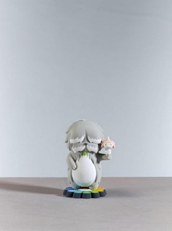 Takashi Murakami-Jellyfish Eyes Lucor Kurage Sculpture (Luxor and Kurage-bo)-2014
