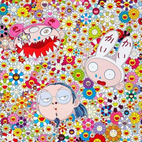 Takashi Murakami-Kaikai Kiki And Me - The Shocking Truth Revealed!-2009