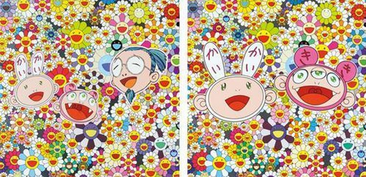 Takashi Murakami-Kaikai Kiki and Me, Kaikai Kiki and Me - Lots of Fun-2009
