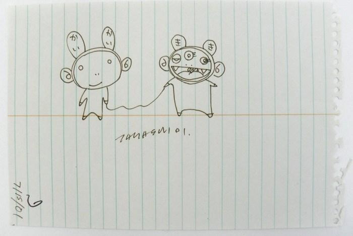 Takashi Murakami-Kaikai and Kiki-2001