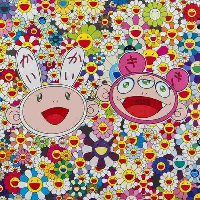Takashi Murakami-Kaikai and Kiki-Lots of Fun-2009