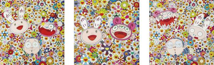 Takashi Murakami-Kaikai and Kiki-Lots of Fun, Kaikai kiki and Me-For Better Or Worse In Good Times and Bad The Weather is Fine, Kaikai kiki and Me-The Shocking Truth Revealed-2010