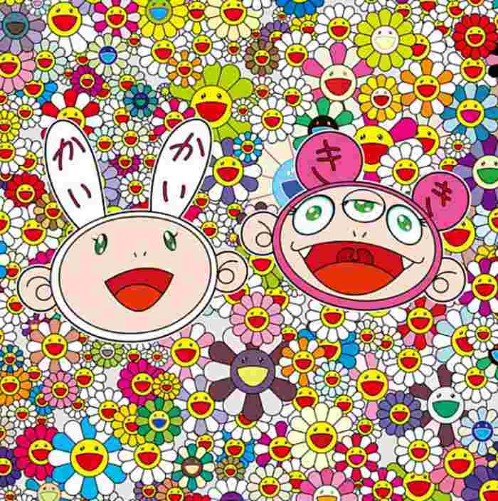 Takashi Murakami-Kaikai and Kiki-Lots of Fun-2009
