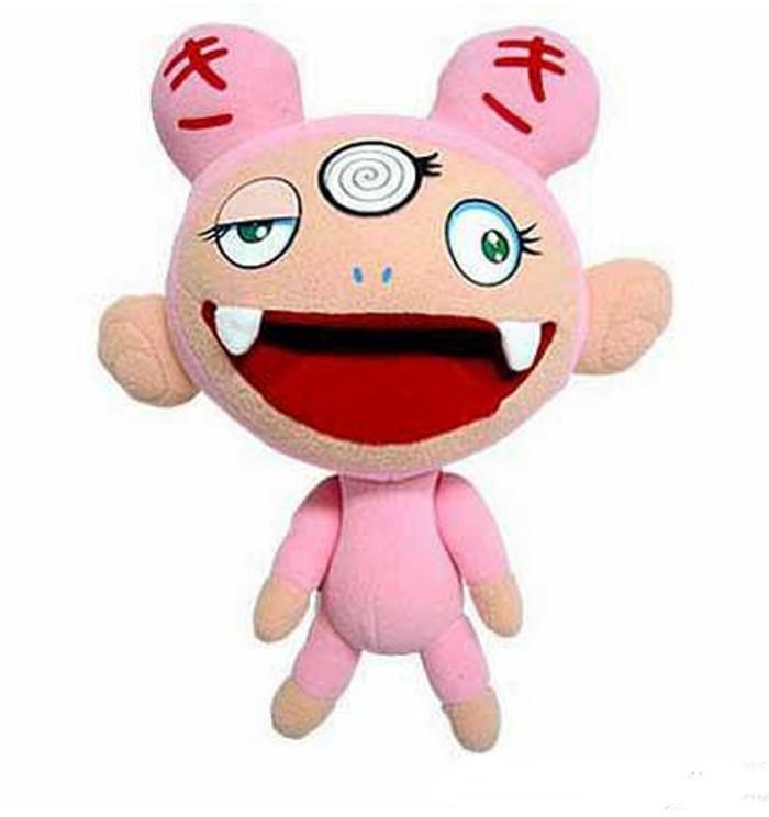 Takashi Murakami-Kiki Pink-2002