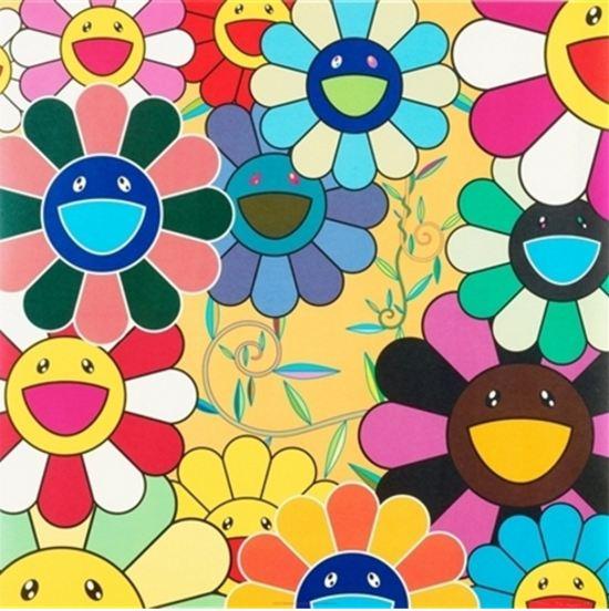 Takashi Murakami-Killer Pink-2005