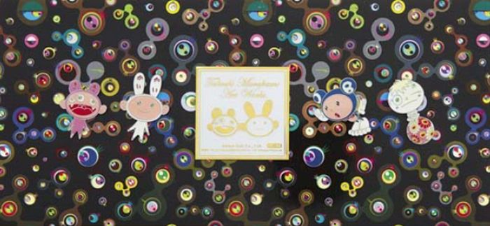 Takashi Murakami-Limited Edition Pin Set-2004