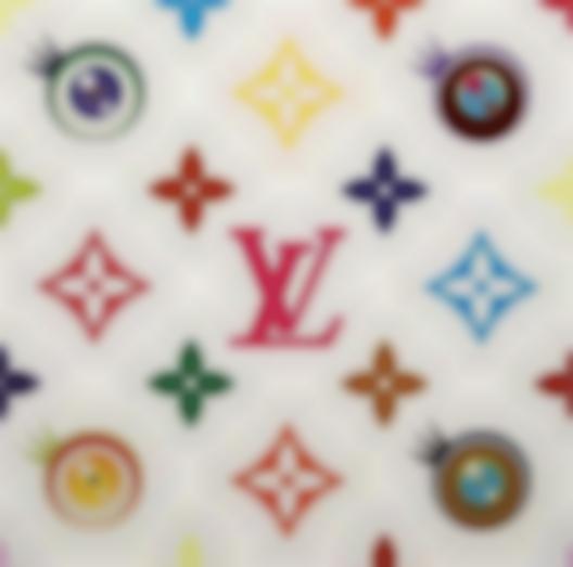 Takashi Murakami-Louis Vuitton Eye Love Superflat Pink-2003